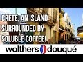 Crete, an Island surrounded by Soluble Coffee!