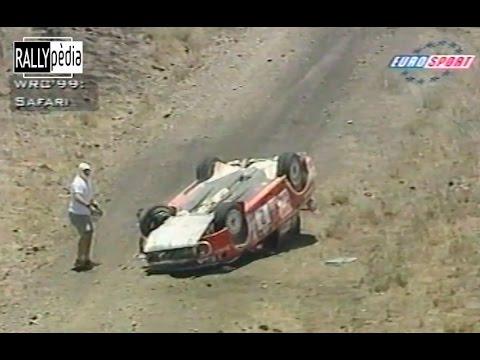 [Video.206] Rallye Crash WRC 1999
