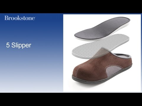 5 Slippers