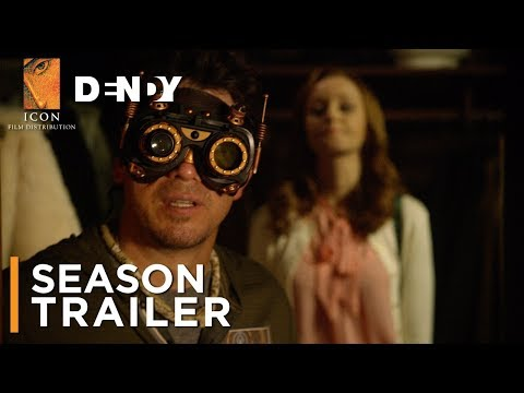 THE LIBRARIANS SEASON 3   Official Australian Trailer