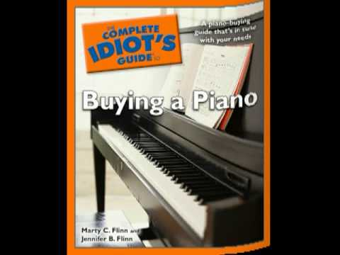 The Complete Idiot's Guide to Buying a Piano Trailer Teaser