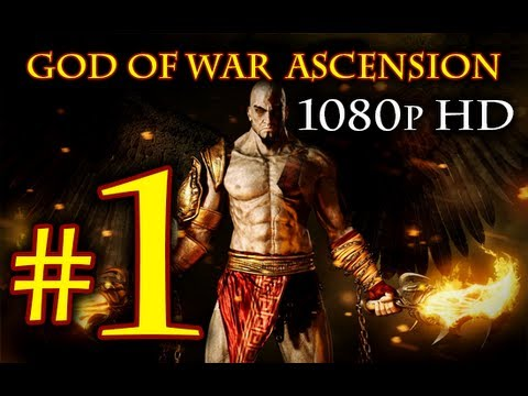 God of War Ascension - God of War Ascension Walkthrough Part 1 [1080p HD] - First 90 Minutes! - God Of War 4 Walkthrough Enjoy! If you liked the video please remember to leave a Li...