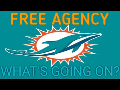 Miami Dolphins free agency update/thoughts