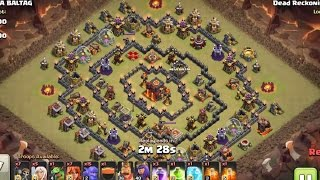 Video Max TH10 Walk Queen With Vallky Bowler Attack On Famous Ring Base | 3 Star TH10 | Clash Of Clan MP3, 3GP, MP4, WEBM, AVI, FLV Juli 2017