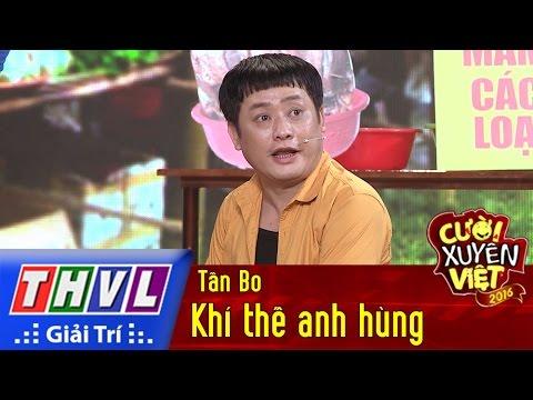 Cười xuyên Việt Phiên bản nghệ sĩ 2016 Tập 5 phần 3
