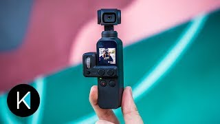 DJI Osmo Pocket REVIEW - BETTER THAN YOU THINK!