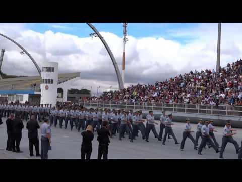 Solenidade de formatura de 1018 Sargentos da Policia Militar de São Pauloo