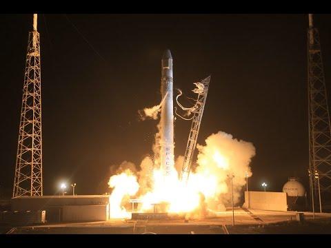 запуск ракеты spacex прямая трансляция
