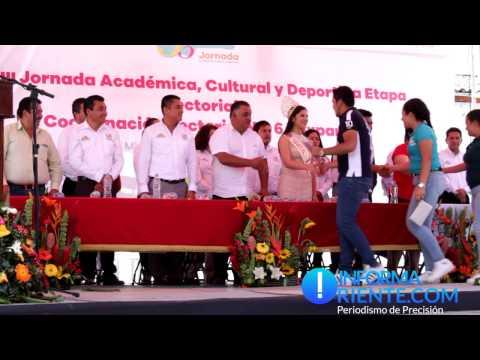 #VIDEO XXXIII Jornada Académica, Cultural y Deportiva en Ocampo