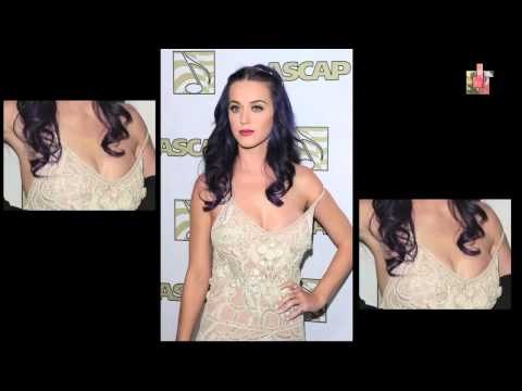 Katy Perry's Nip Slip & Hot Backside Cheeks