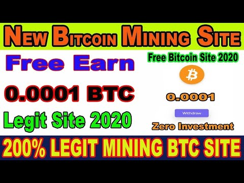 Free bitcoin mining site 2020,Best free bitcoin cloud mining site 2020,New bitcoin mining site,oibd
