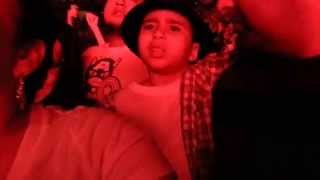 MSG Bruno Mars Concert 7/15/14. Little Bruno Mars fan singing Locked Out of Heaven