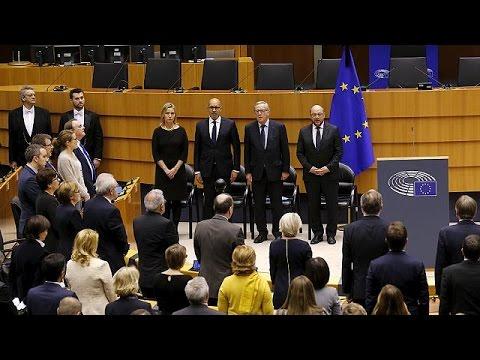 Έκκληση Μ. Σουλτς να μην συνδέονται οι πρόσφυγες με την τρομοκρατία