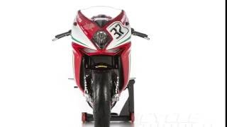 2. 2016 MV AGUSTA F3 RC, Only 350 of these race-inspired F3s will be available