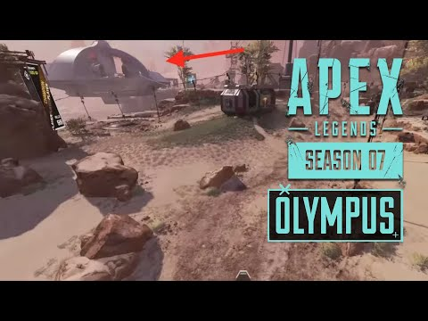 Whats up with 'Olympus' ?!?! Season 7 Apex Legends