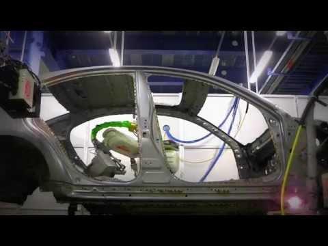 0:00 / 0:20 Toyota - Laser screw welding process - Short Clip