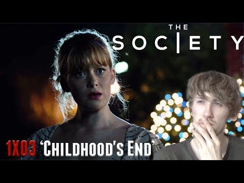 The Society Season 1 Episode 3 - 'Childhood's End' Reaction