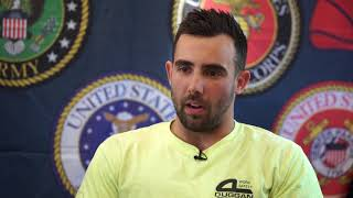Patrick Gilbert, Marines