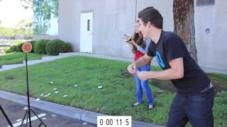 Get Forked, Card Ninja and Broomski Ball - Minute to Win It - Challenge Attack 11