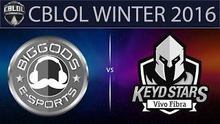 BG vs Keyd, game 2