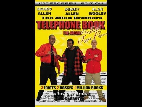 TELEPHONE BOOK THE MOVIE TRAILER