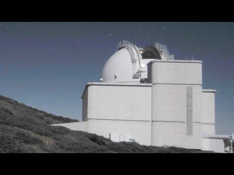 Innerhalb des Isaac Newton Telescope - Deep Sky Videos