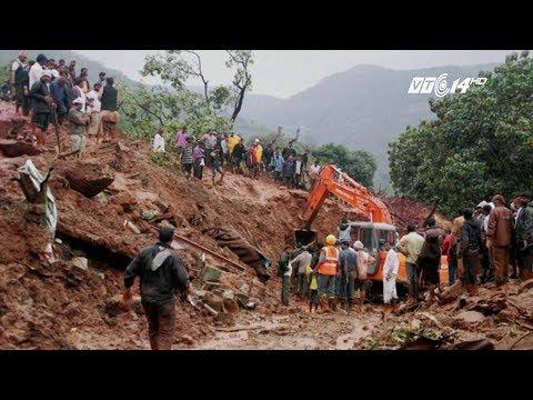 (VTC14)_Bé sơ sinh cứu sống cả nhà nhờ tiếng khóc, trong vụ lở đất ở Trung Quốc