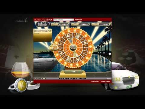 €11.7 Millionen Mega Fortune Jackpot Gewinn