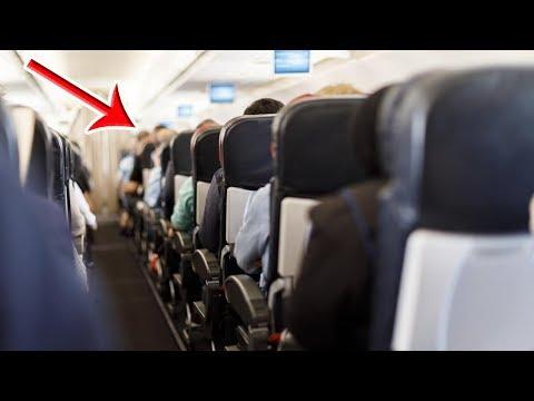 العرب اليوم - تجنب الصفوف الأولى من الطائرة