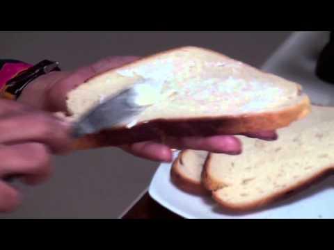 Jain Veg Grilled Sandwich