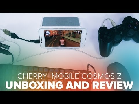 "Cherry Mobile Cosmos Z Unboxing and Review- 1.5Ghz Quad Core , 5"" FHD IPS OGS Display"