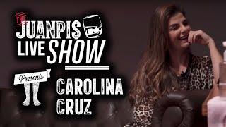 Video The Juanpis Live Show - Entrevista a Carolina Cruz MP3, 3GP, MP4, WEBM, AVI, FLV September 2019