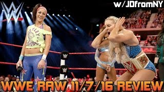 Nonton Wwe Raw 11 7 16 Review  Did I Actually Just Watch A Wrestling Show  Glasgow Film Subtitle Indonesia Streaming Movie Download