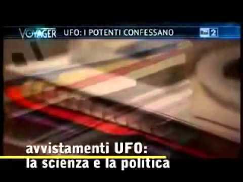 ufo: i potenti confessano!