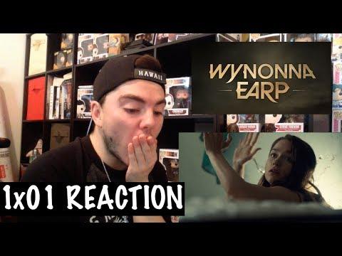 WYNONNA EARP - 1x01 'PURGATORY' REACTION