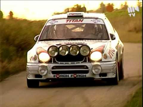 20. Int. Semperit Rallye 2000 - Leszek Kuzaj Toyota Corolla WRC