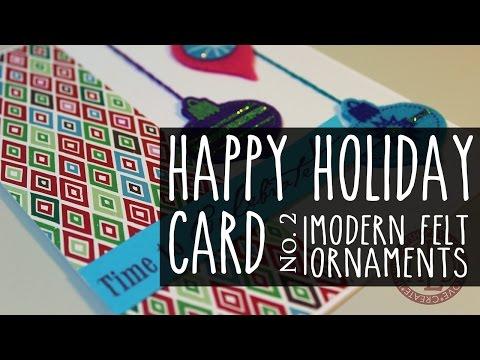 Happy Holidays Card Series #2