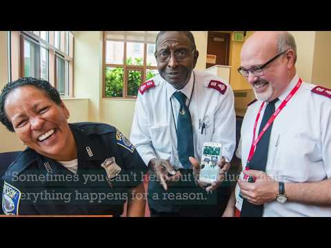 Marie Miller: Restoring trust between police and community