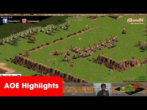 AOE Highlights – Pha củ hành game thủ Jerry hài hước của Chim Sẻ Đi Nắng và Hồng Anh.