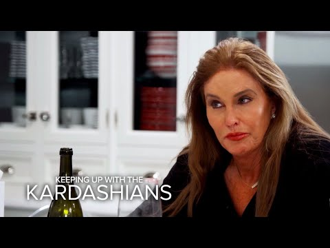 KUWTK | Caitlyn and Kris Jenner Try to Put the Past Behind Them | E!