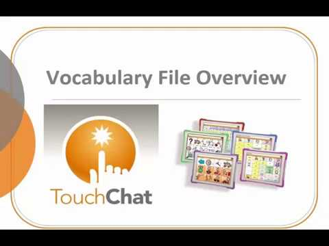 Vocabulary File Overview