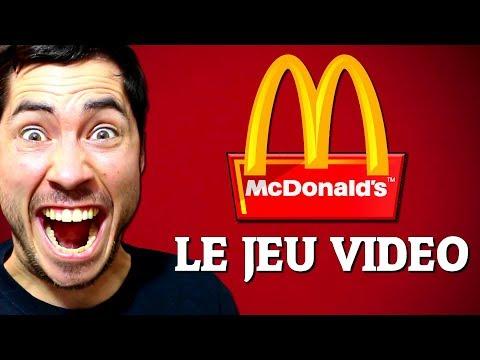 MCDONALD'S LE JEU VIDEO