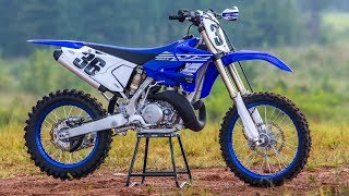1. First Ride 2019 Yamaha YZ250X 2 stroke - Motocross Action Magazine