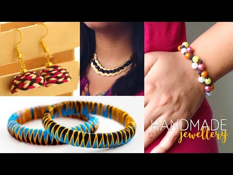 Easy Handmade Jewellery | Jewellery Making | DIY