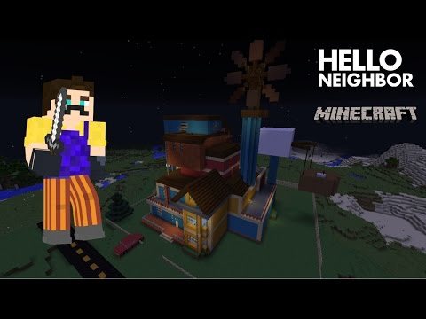 Video Minecraft Hello Neighbor Alpha 3 Map   Download download in MP3, 3GP, MP4, WEBM, AVI, FLV January 2017