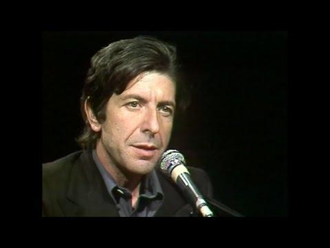 Leonard Cohen - Lover, lover, lover (French TV)