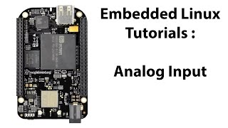 This video shows how to configure the pins on the BeagleBone Black as Analog Input pins to interface with the Light Dependent Resistor on the BBB Learning Board. The Linux version being used in this video is Debian 8.6 but should also work for Debian 7.11.Buy the board here:https://www.tindie.com/products/AllAboutEE/beaglebone-black-embedded-linux-learning-board/
