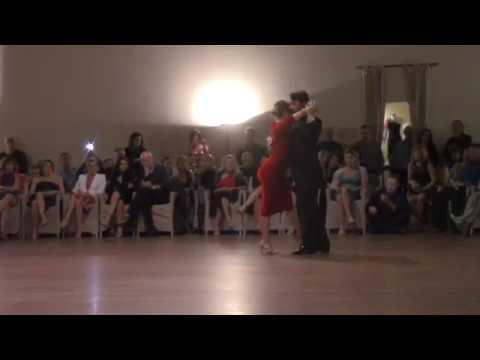 Maja Petrović  & Marko Miljević, Otoño en Tango, 1-3