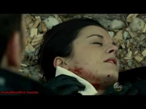 ~* Rookie Blue Season 4 Episode 12 (4x12) - Chloe Gets Shot *~