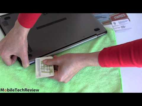 How to Open Up Samsung Series 7 Ultra for Upgrades